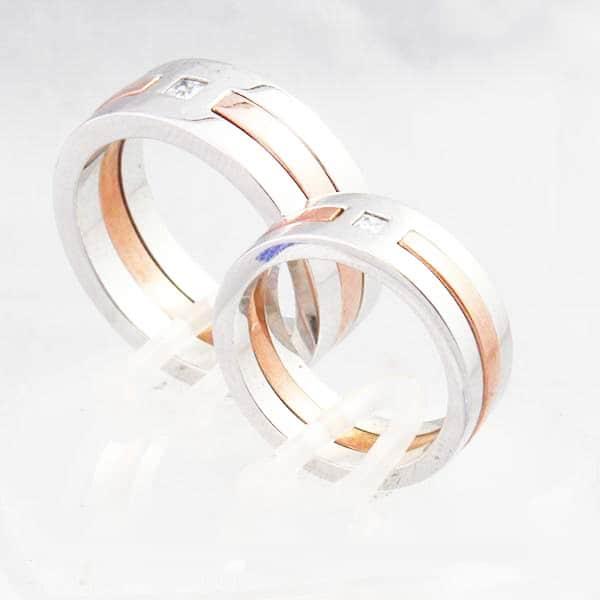 Mẫu nhẫn cưới tại Spring D