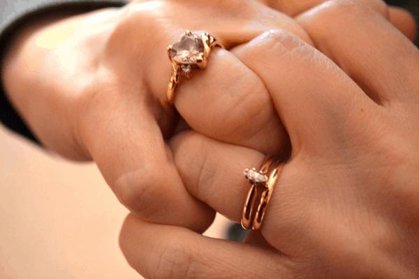Dự tính trước khoản phí mua nhẫn cưới tại Hà Nội