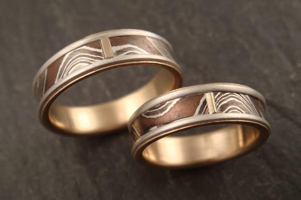 Đổi mới trong cách thiết kế nhẫn cưới