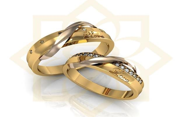 những cặp nhẫn cưới đẹp