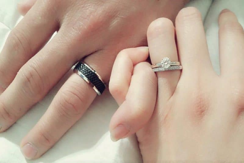 Những cặp nhẫn cưới đẹp nhất 2019 không nên bỏ lỡ