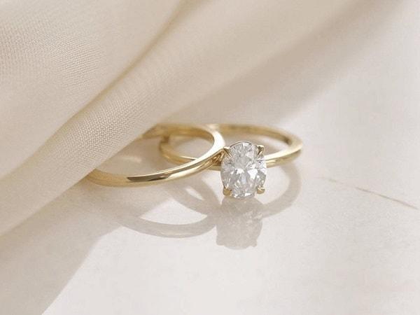 Anh – Thiên đường của nhẫn cưới đơn giản