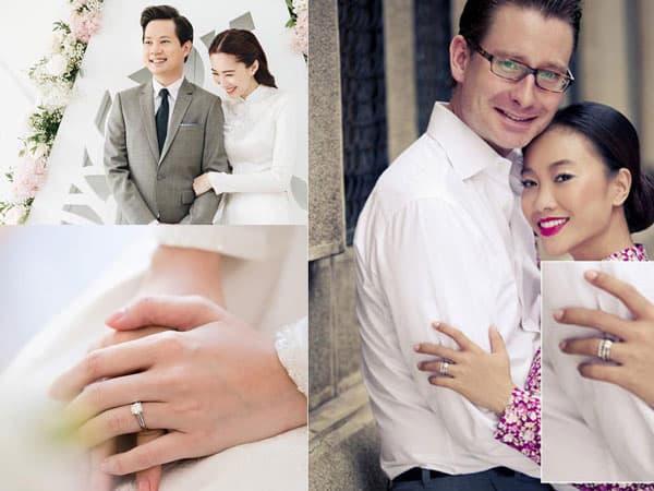 Chọn cửa hàng mua nhẫn cưới ở Hà Nội uy tín
