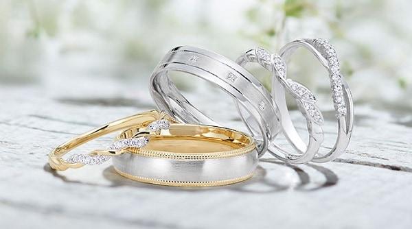 Chế tác trang sức nhẫn cưới cần sự sáng tạo