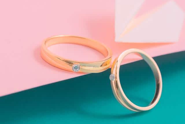 Mẫu nhẫn cưới cổ điển