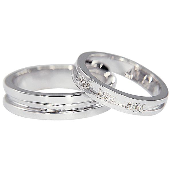 Xem hình nhẫn cưới đẹp bạch kim sang trọng