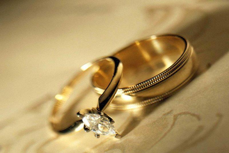 Hãy cùng xem hình nhẫn cưới sang trọng và độc đáo