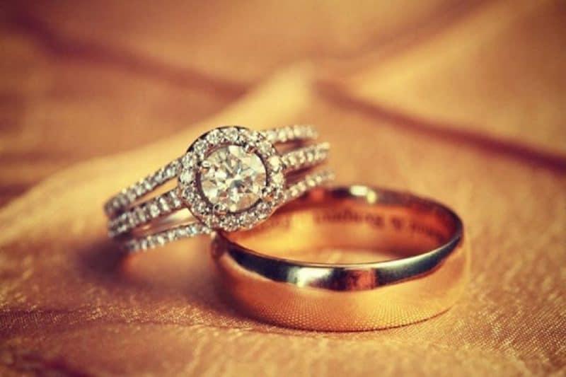 Những mẫu nhẫn cưới trơn đẹp các cặp đôi nên có